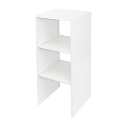 Closet Vertical Organizer Shelf