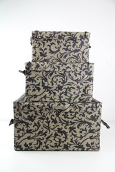 Baroque Taupe Storage Box
