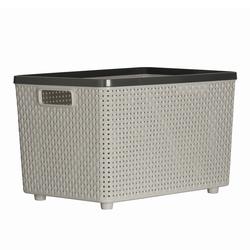 Saan Grey Storage Boxes