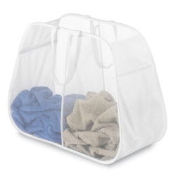 Pop 'N' Fold Double Laundry Sorter.