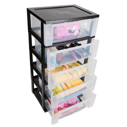Wide Drawer Tower