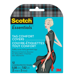 Fashion Clothing Tag Covers