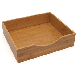 Bamboo Shirt Box