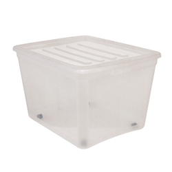 Essential Clear Storage Tote