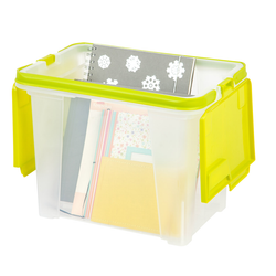 Handy Storage Box in green | Solutions Store