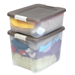 Everday Shelf Storage Tote | Solutions Store | Sterilite