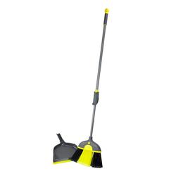 Adjustable Broom & Dustpan Set