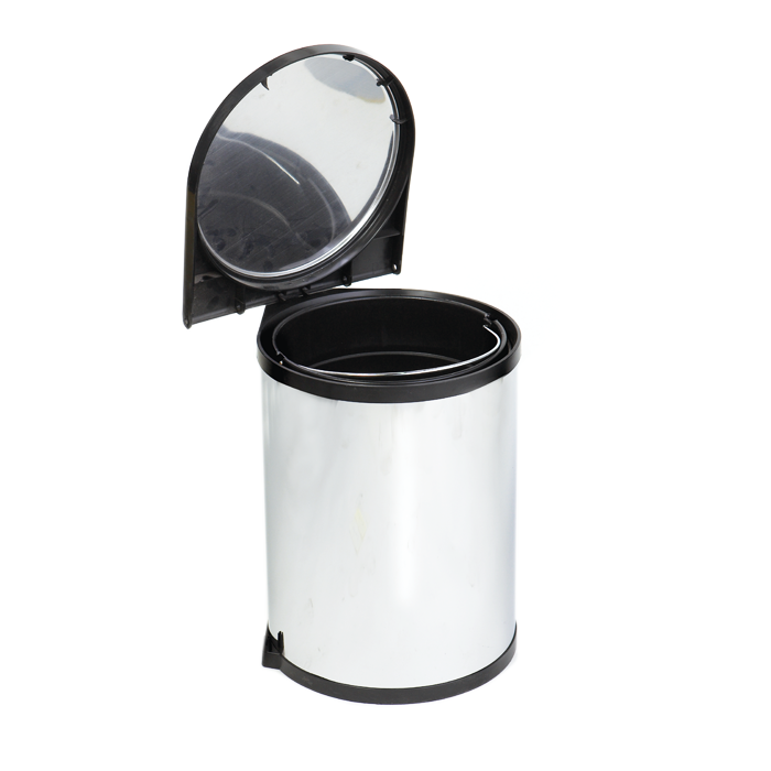 Kitchen garbage can pull out garbage can stainless steel garbage can - Small pull out trash can ...