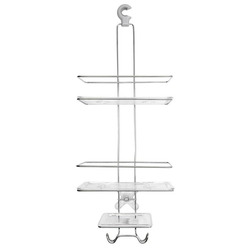 2 Shelf Shower Caddy
