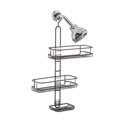 Linea Adjustable Shower Caddy.