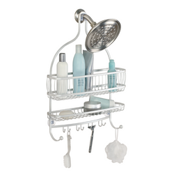 York Lyra Jumbo Shower Caddy