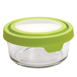 Round True Seal Glass Food Storage