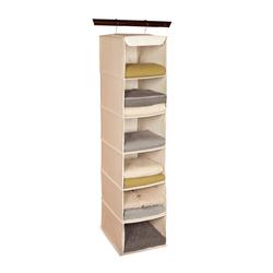 6 Shelf Closet Organizer