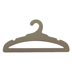 Earth Friendly Recycled Paper hangers are sold in sets of 10.