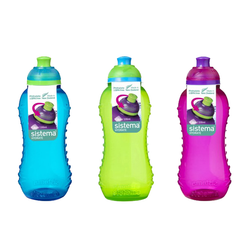 Twist 'n Sip Water Bottle  - Assorted Colours