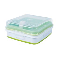 EZ-Freeze Collapsible Salad Kit.