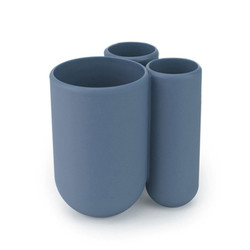 Touch Toothbrush holder Mist Blue
