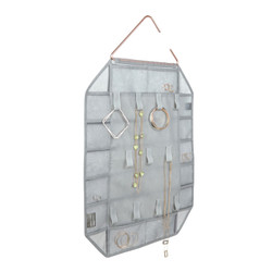 Facetta Jewlery Organizer Grey