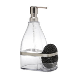 Bando Pump & Scrubby, Clear