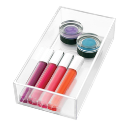 CLARITY M DRAWER ORGANIZER CLEAR