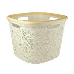 Lace Laundry Basket 41L.