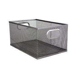 Multi- Storage Box Silver