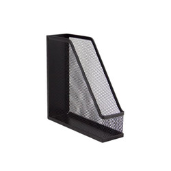 Brochure Holder Black