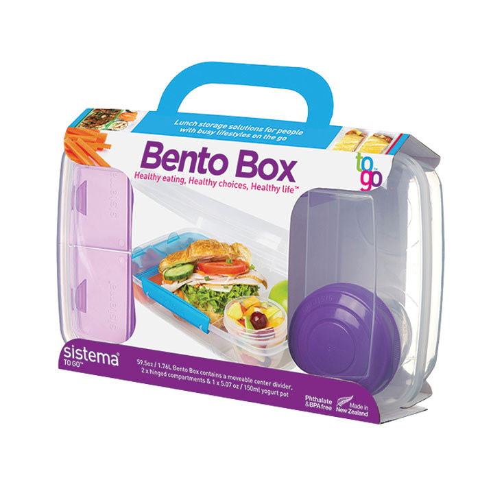 bento box lunch box lunchbox collapsible lunch container. Black Bedroom Furniture Sets. Home Design Ideas