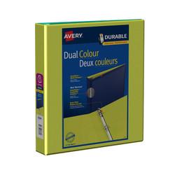 "Dual Colour 1.5"" Binder Assort"