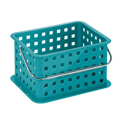 Teal Spa Basket.