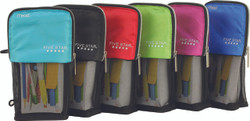 Five Star Stand N Store Pouch colour assortment