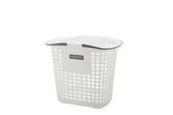 Lustroware Modern Feel Laundry Basket Tall