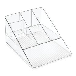 Linus Desk Organizer Clear