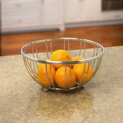 Tiered fruit basket 2 tier fruit basket wire fruit basket - Tiered fruit bowl ...