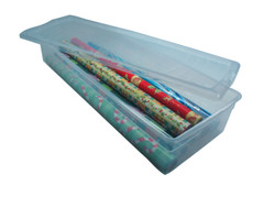 "30"" Wrapping Paper Storage Box"