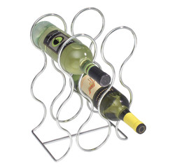CLASSICO WINE RACK - CHROME