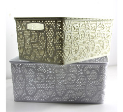 LACE BASKET 17L