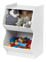TOY ORGANIZER 2-TIER