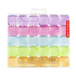 Reusable Ice Cubes, 30pk