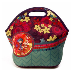 BLUE LADY SWEET LUNCH BAG