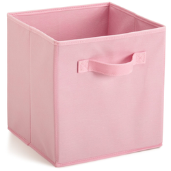 PINK FABRIC DRAWER