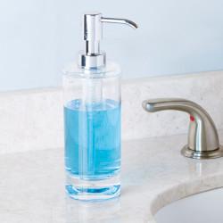EVA SOAP PUMP 10 OZ CLEAR