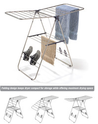 COLLAPSIBLE INDOOR/OUTDOOR DRY