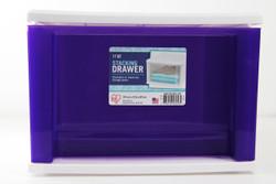 STACK DRAWER 16L VOILET