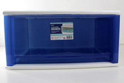 STACK DRAWER 48L CAPRI BLUE