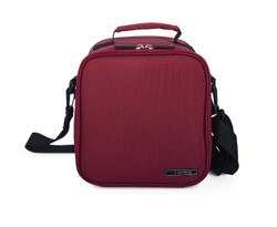 BASIC LUNCH BAG RED