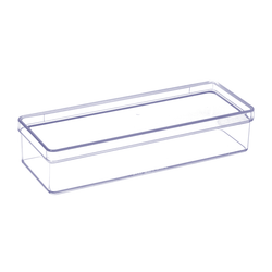 Acrylic Vanity & Drawer Organizer Small Tray