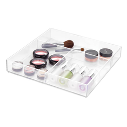 CLARITY SQUARE DIVIDED ORGANIZER