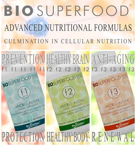 BioSuperfood Advanced Nutritional Formula at The Algae Answer