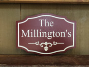 Personalize This PVC Sign Shape - 14(w) x 10(h)